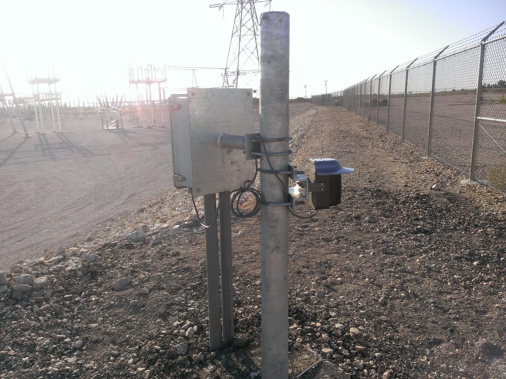 Laser based Radar – Virtual Fencing based on Laser Radar Technology